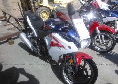 2012 Honda CBX250