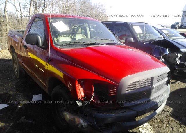 Inventory #276884737 2007 Dodge RAM 1500