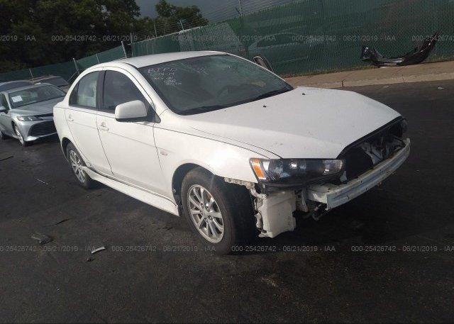 Inventory #517288935 2012 Mitsubishi LANCER