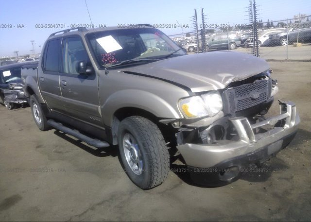 Inventory #868716557 2001 FORD EXPLORER SPORT TR