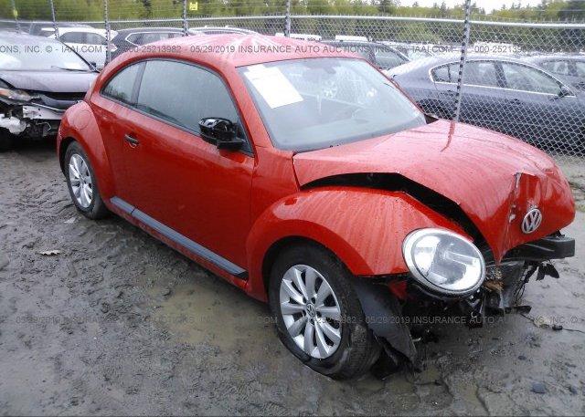 Inventory #437074613 2016 Volkswagen BEETLE