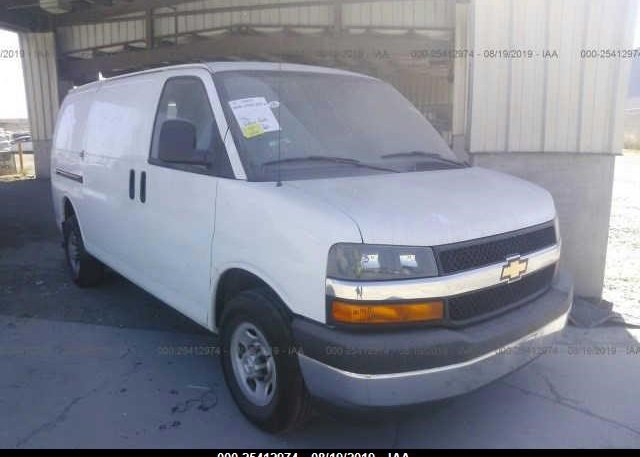 Inventory #928274653 2017 Chevrolet EXPRESS G2500