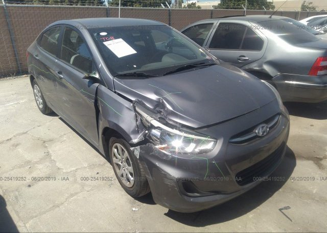 Inventory #871215625 2015 Hyundai ACCENT