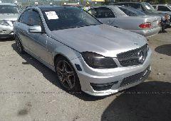 2012 Mercedes-benz C