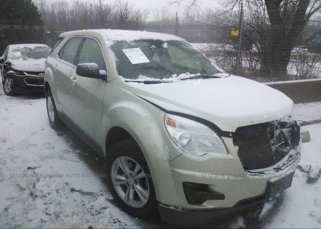 Inventory #219628709 2013 Chevrolet EQUINOX