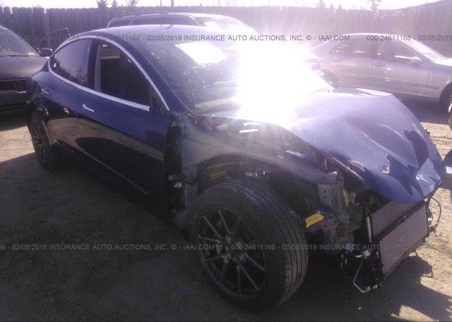 Inventory #796026272 2018 Tesla MODEL 3