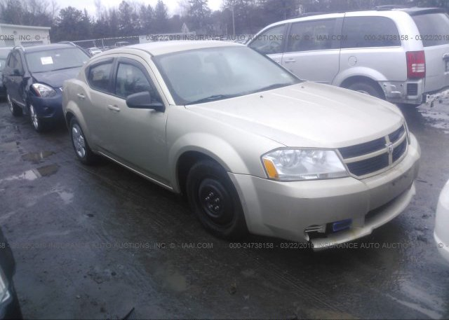 Inventory #954043417 2010 Dodge AVENGER