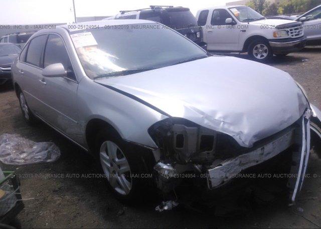 Inventory #243008468 2006 Chevrolet IMPALA