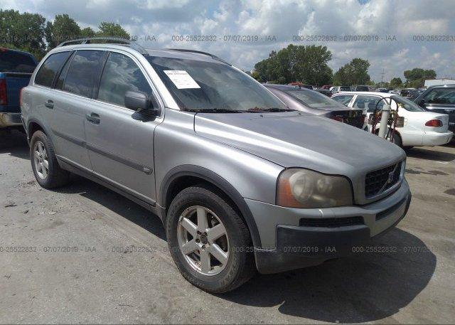 Inventory #391761234 2004 Volvo XC90