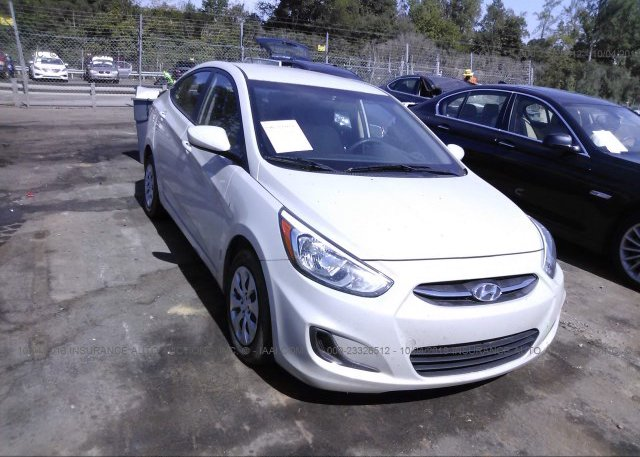 Inventory #515951925 2016 HYUNDAI ACCENT