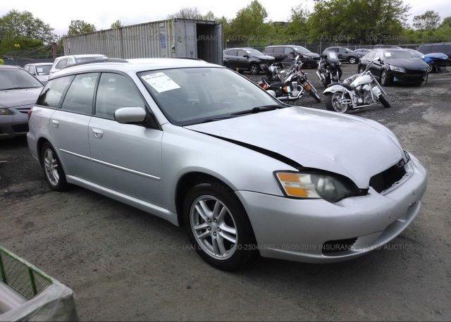 Inventory #371884887 2005 Subaru LEGACY