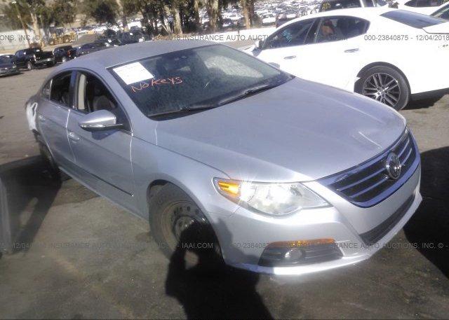 Inventory #933722628 2010 Volkswagen CC