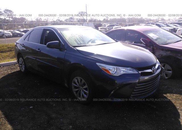 Inventory #992332775 2017 Toyota CAMRY