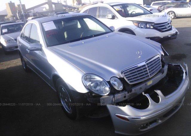 Inventory #483878745 2005 Mercedes-benz E