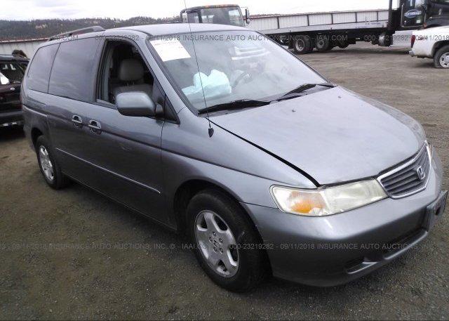 Inventory #814160822 1999 Honda ODYSSEY