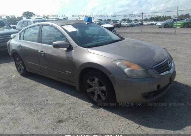 Inventory #609362049 2008 NISSAN ALTIMA