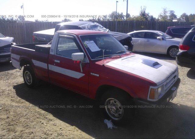 Inventory #238942689 1990 MAZDA B2200
