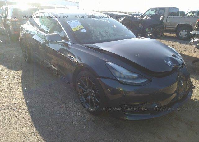 Inventory #126043490 2018 Tesla MODEL 3
