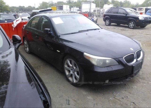 Inventory #182844337 2005 BMW 545