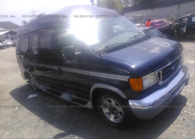 Inventory #694980115 2004 FORD ECONOLINE