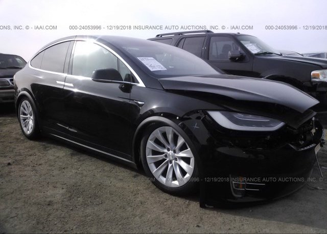 Inventory #228092068 2017 Tesla MODEL X