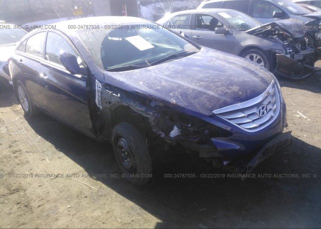 Inventory #999202422 2013 Hyundai SONATA