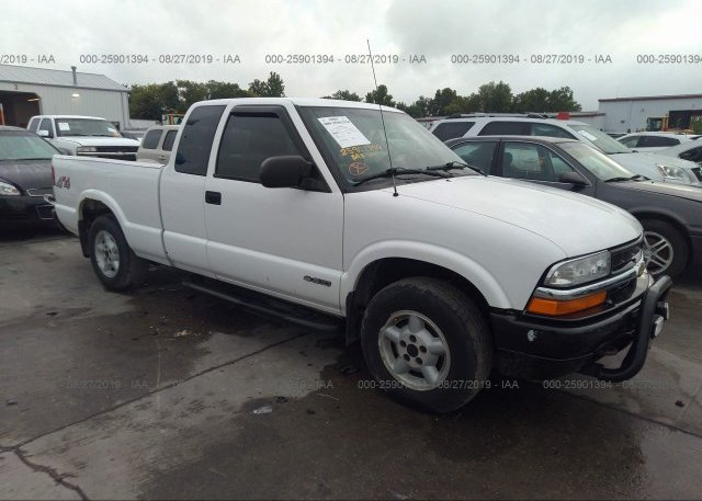 Inventory #406502118 2001 Chevrolet S TRUCK