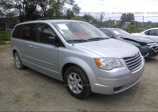 Inventory #866808573 2008 Chrysler TOWN & COUNTRY