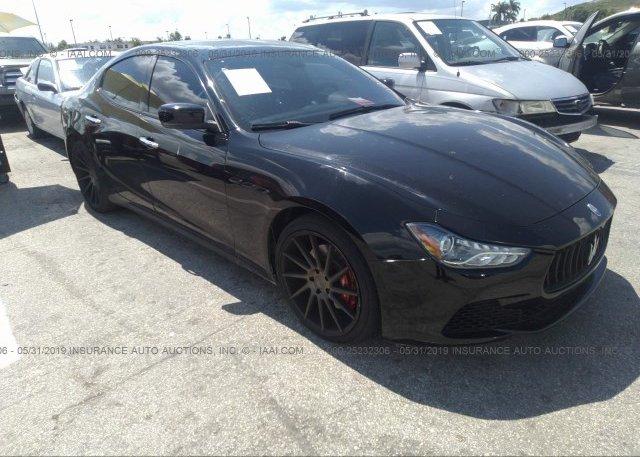 Inventory #276413725 2014 Maserati GHIBLI