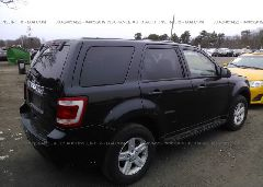 2010 FORD ESCAPE - 1FMCU4K33AKA13570 rear view