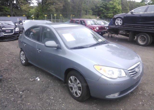 Inventory #970652775 2010 Hyundai ELANTRA