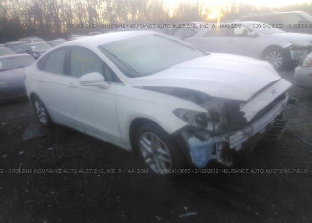 Inventory #284078154 2013 FORD FUSION