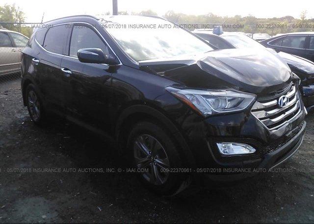 Inventory #276282746 2015 Hyundai SANTA FE SPORT