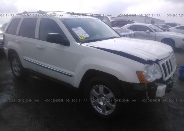 Inventory #659735167 2010 JEEP GRAND CHEROKEE
