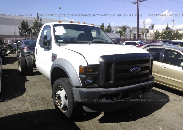 Inventory #873119297 2008 FORD F450