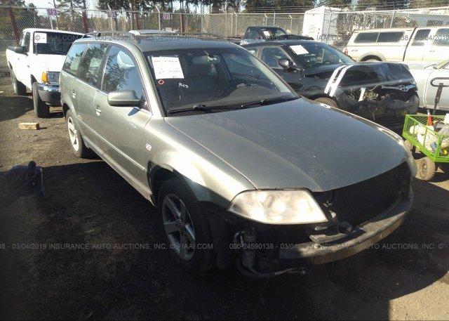 Inventory #627250583 2004 Volkswagen PASSAT