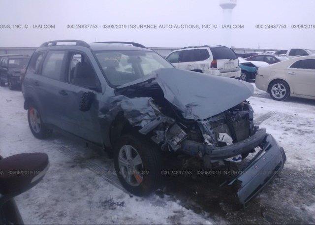 Inventory #677306705 2012 Subaru FORESTER