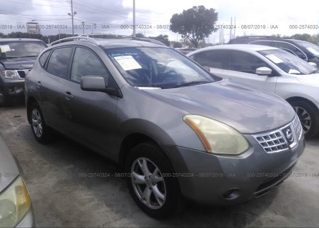 Inventory #761233319 2009 Nissan ROGUE