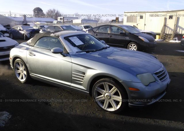 Inventory #124935437 2005 Chrysler CROSSFIRE