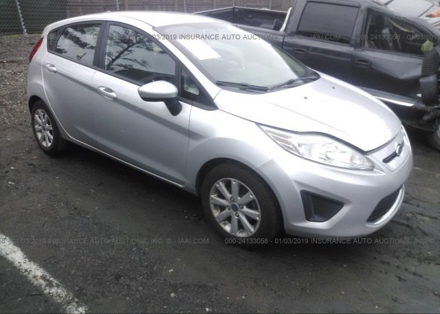 Inventory #467634503 2012 FORD FIESTA
