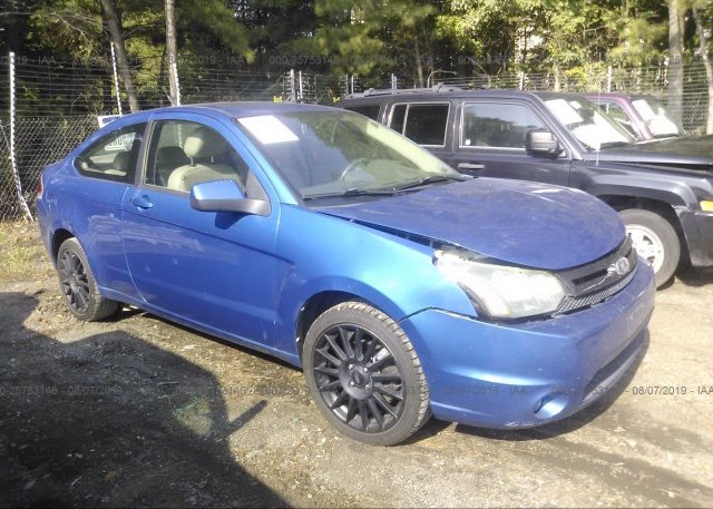 Inventory #387714475 2010 FORD FOCUS