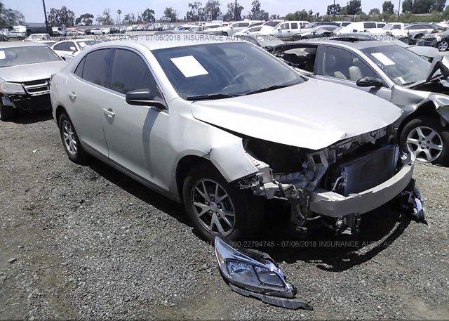 Inventory #287313756 2014 Chevrolet MALIBU