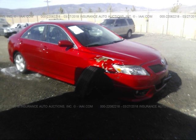 Bidding Ended On 4t1bf3ek3bu750342 Salvage Toyota Camry At