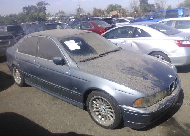 Inventory #424908354 2001 BMW 525