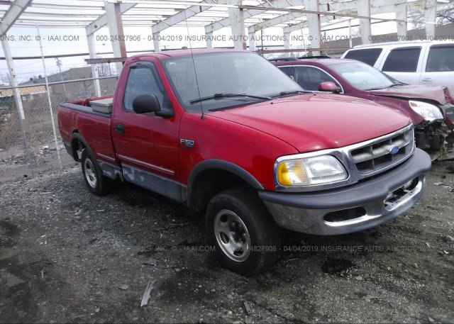 Inventory #390041086 1997 FORD F150