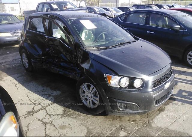 Inventory #508267607 2014 Chevrolet SONIC