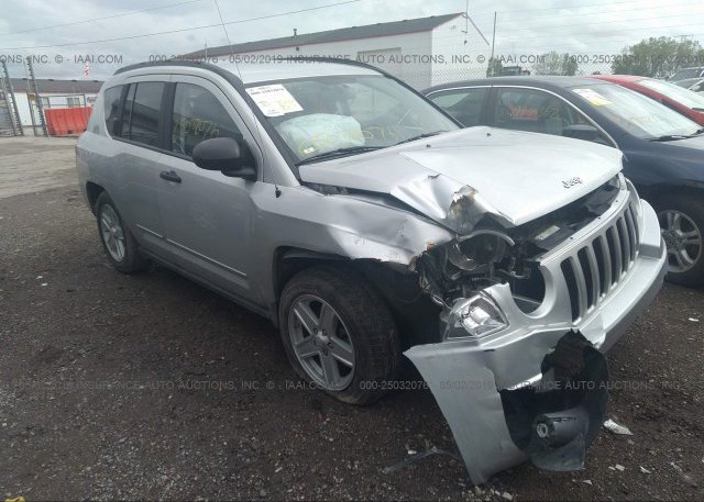 Inventory #791546639 2009 JEEP COMPASS