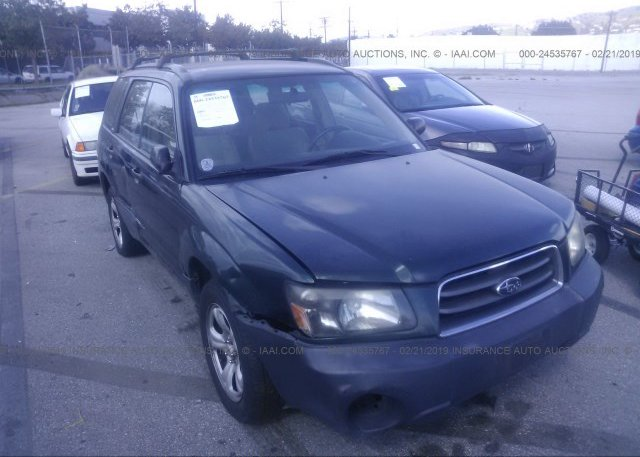 Inventory #854938409 2003 Subaru FORESTER