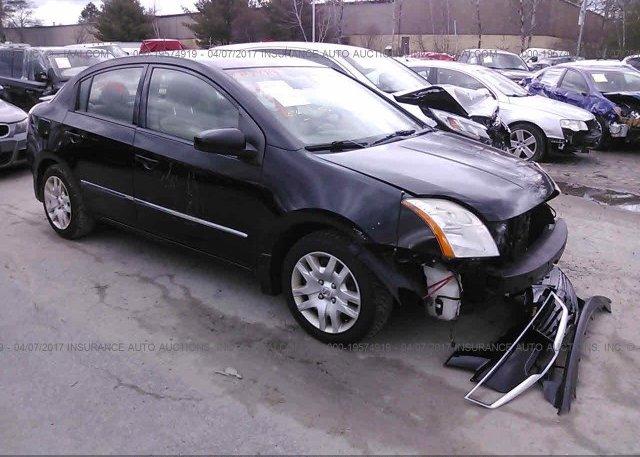 3n1ab6ap6bl629588 Salvage Black Nissan Sentra At Salem Nh On