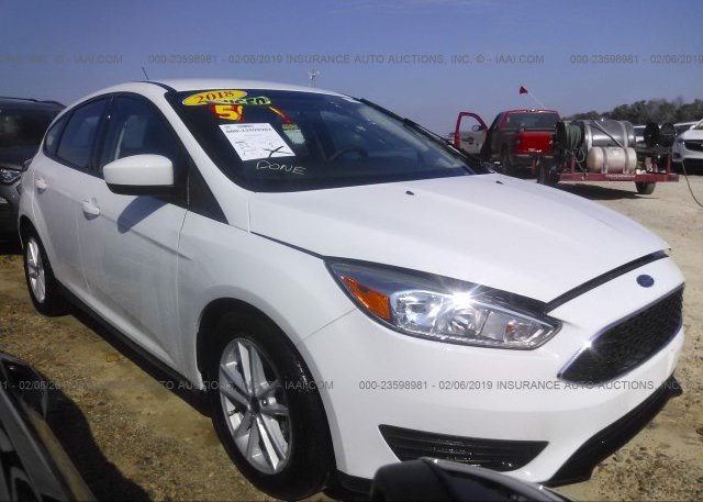 Inventory #297222753 2018 FORD FOCUS